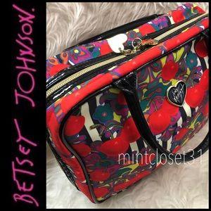 Betsey Johnson Travel Accessory Bag